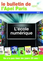 couverture Bulletin 2012