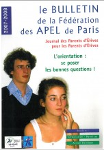 Bulletin janvier 2008