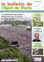 Bulletin janvier 2009